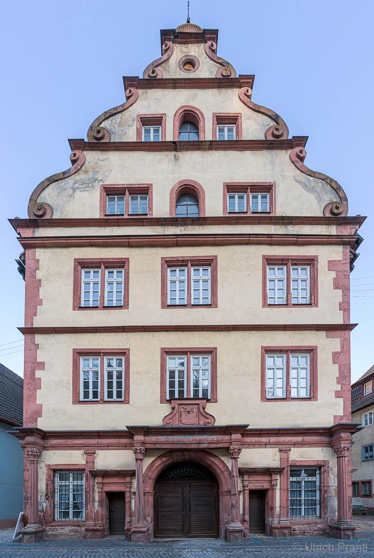 Rothenfels: das Rathaus