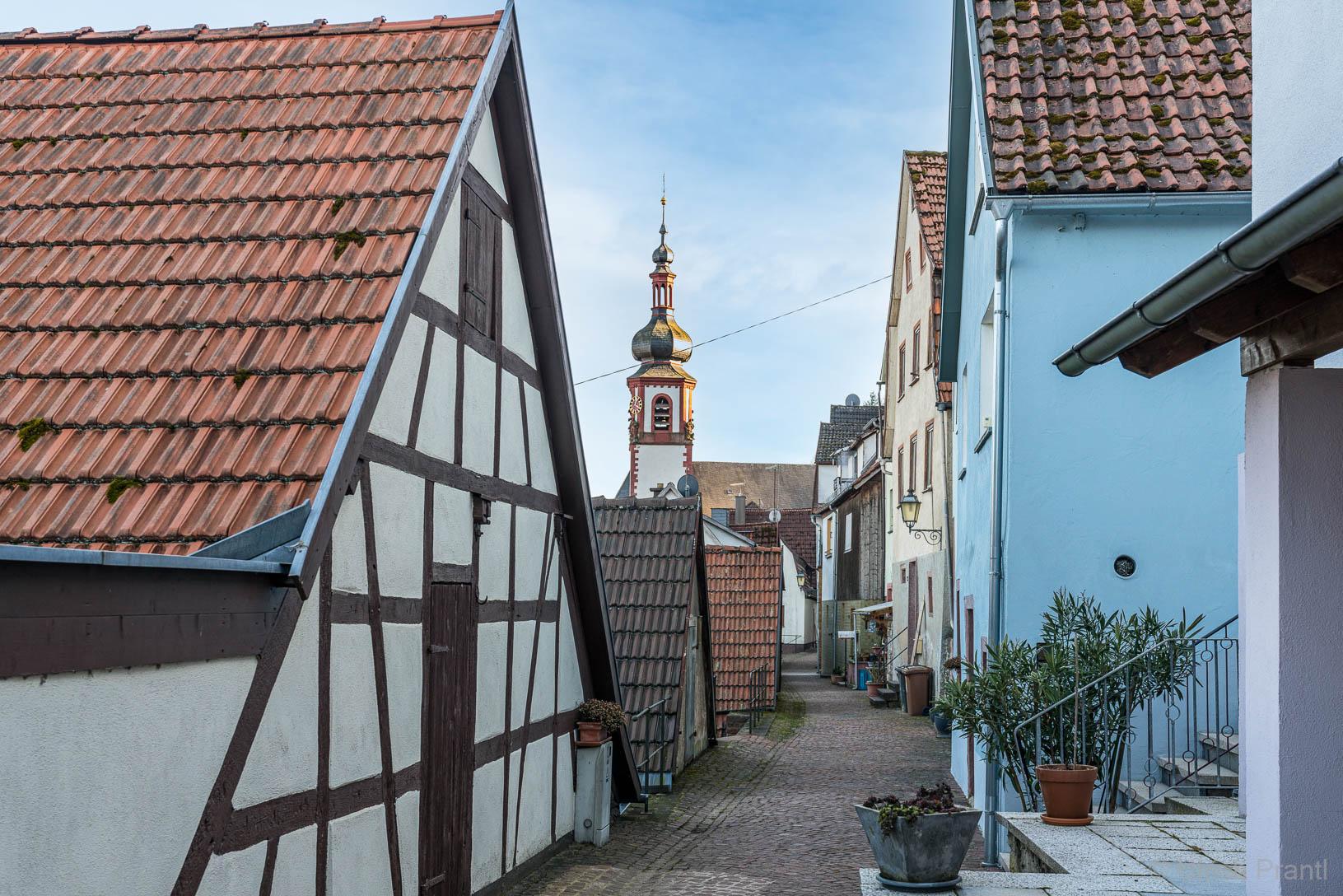 Rothenfels: obere Gasse
