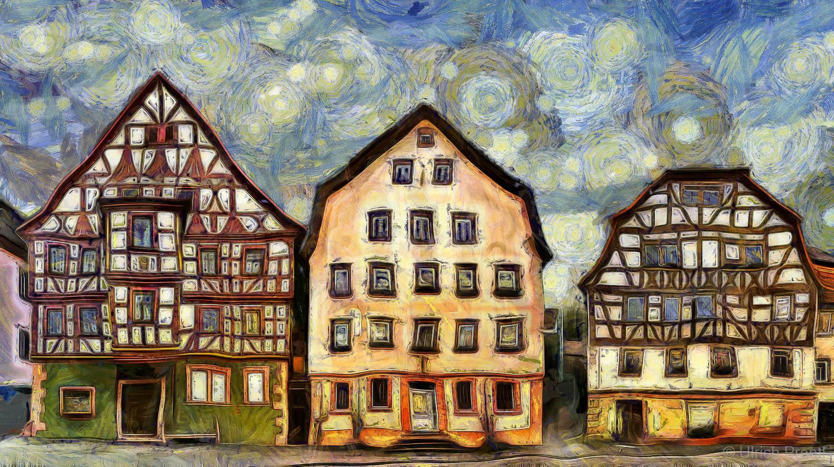 Rothenfels Hauptstraße Kunst