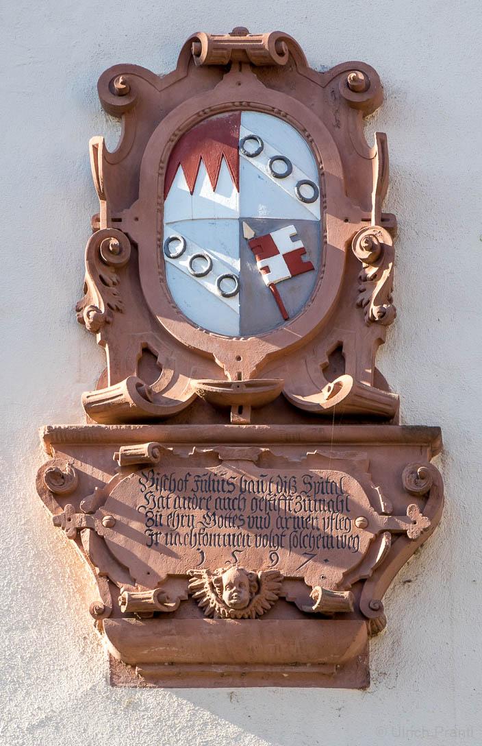 Rothenfels: das Juliusspital