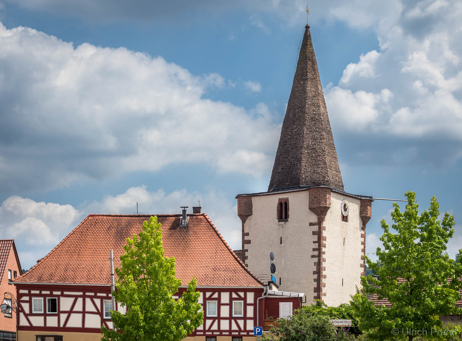 Schöllkrippen, St. Lukas Kirche