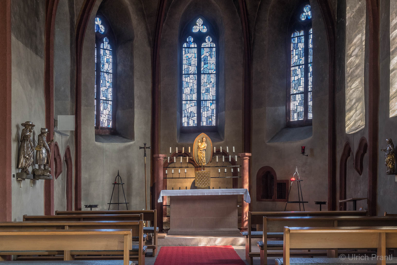 Wallfahrtskirche Kälberau