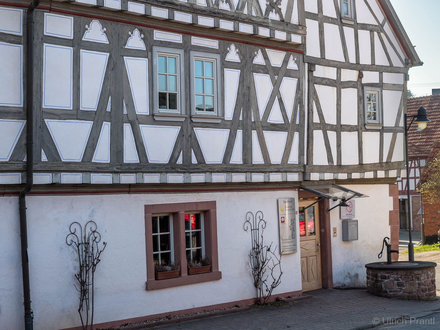 Sackhaus Schöllkrippen