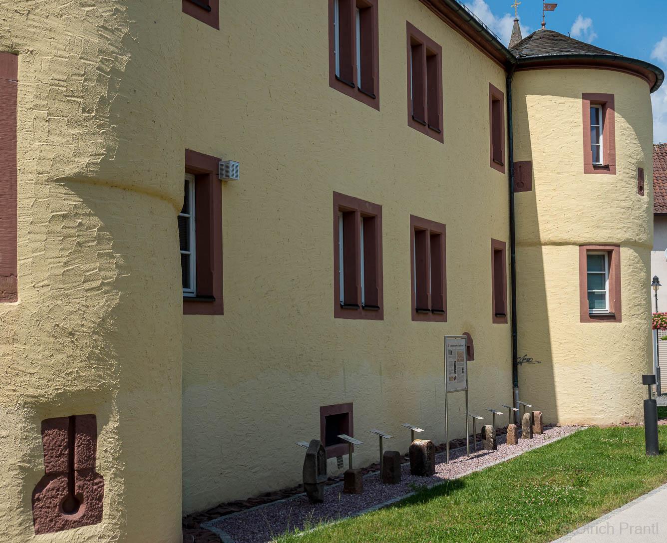 Schöllkrippen, Schloss