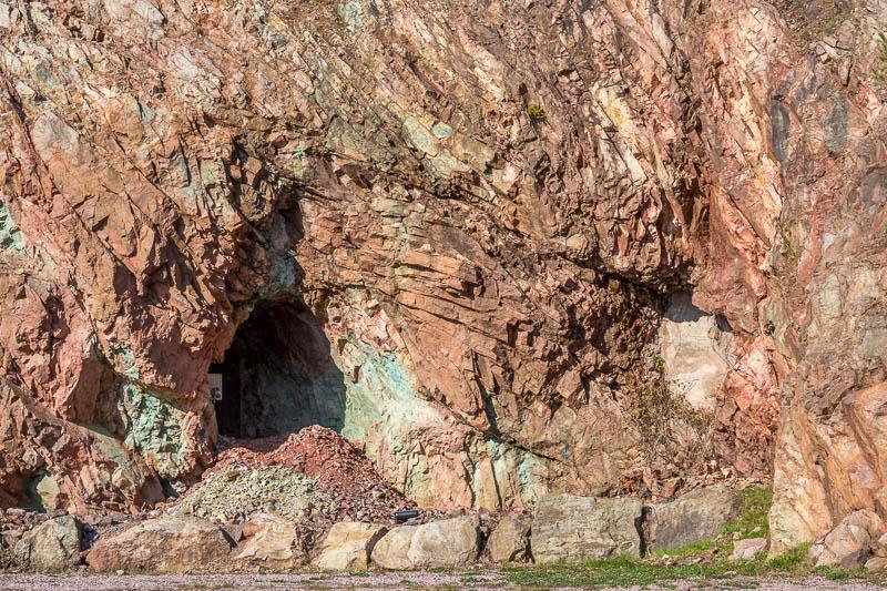 Besucherbergwerk Grube Wilhelmine