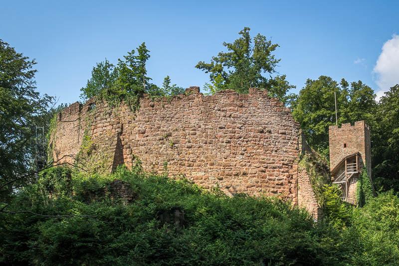 Burgruine Wildenstein im Spessart