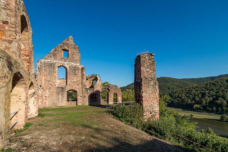 Ruine Kollenburg am Main