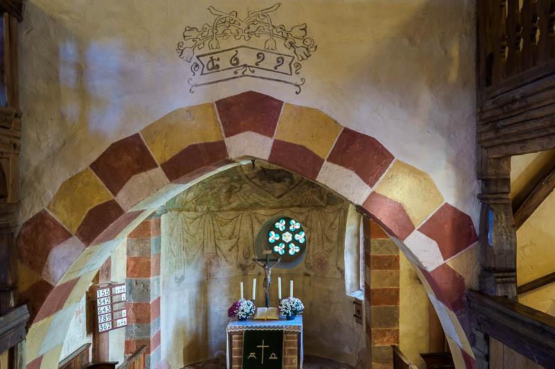 Kirche von Urphar