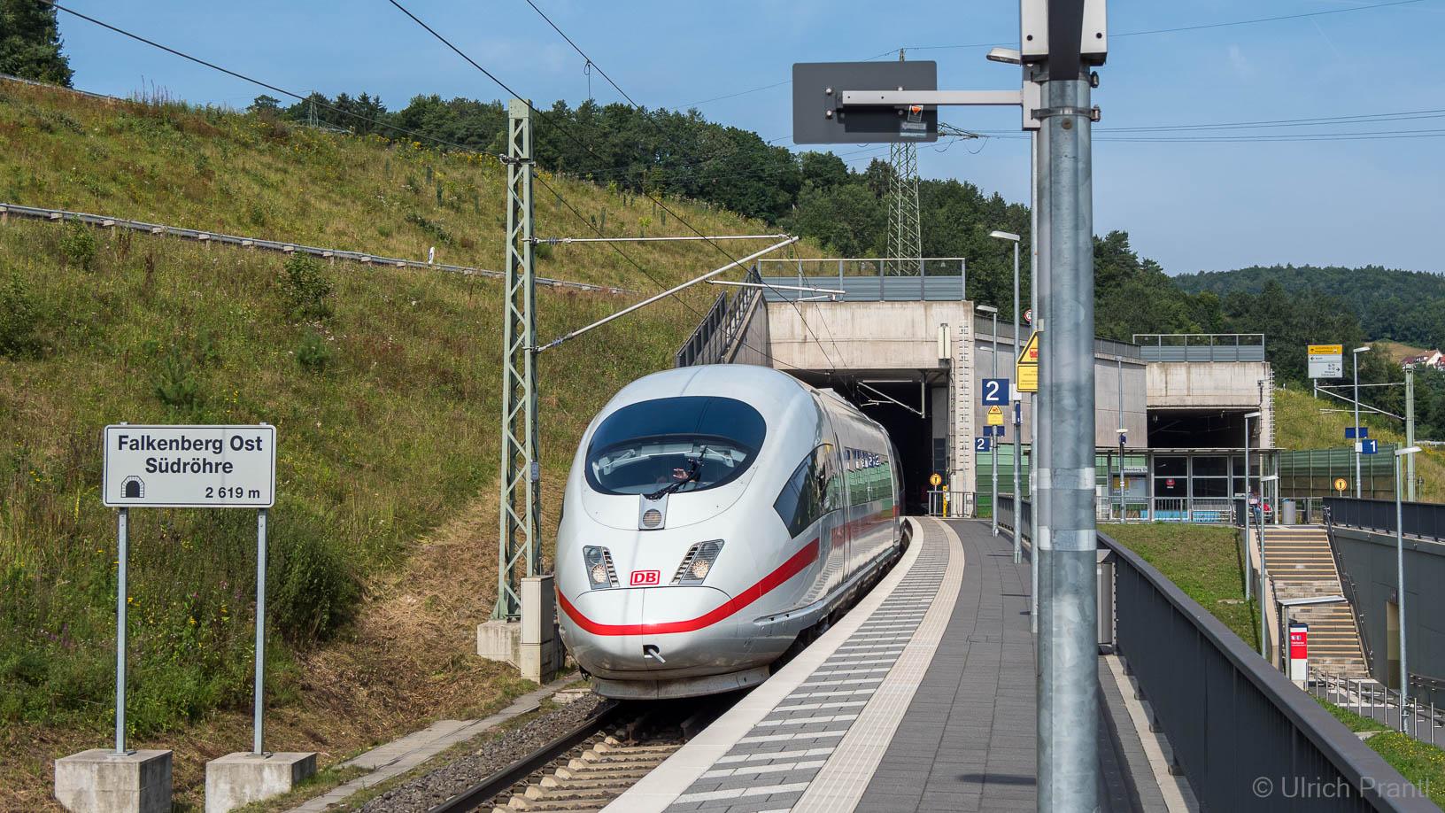 Bahnhalt Heigenbrücken