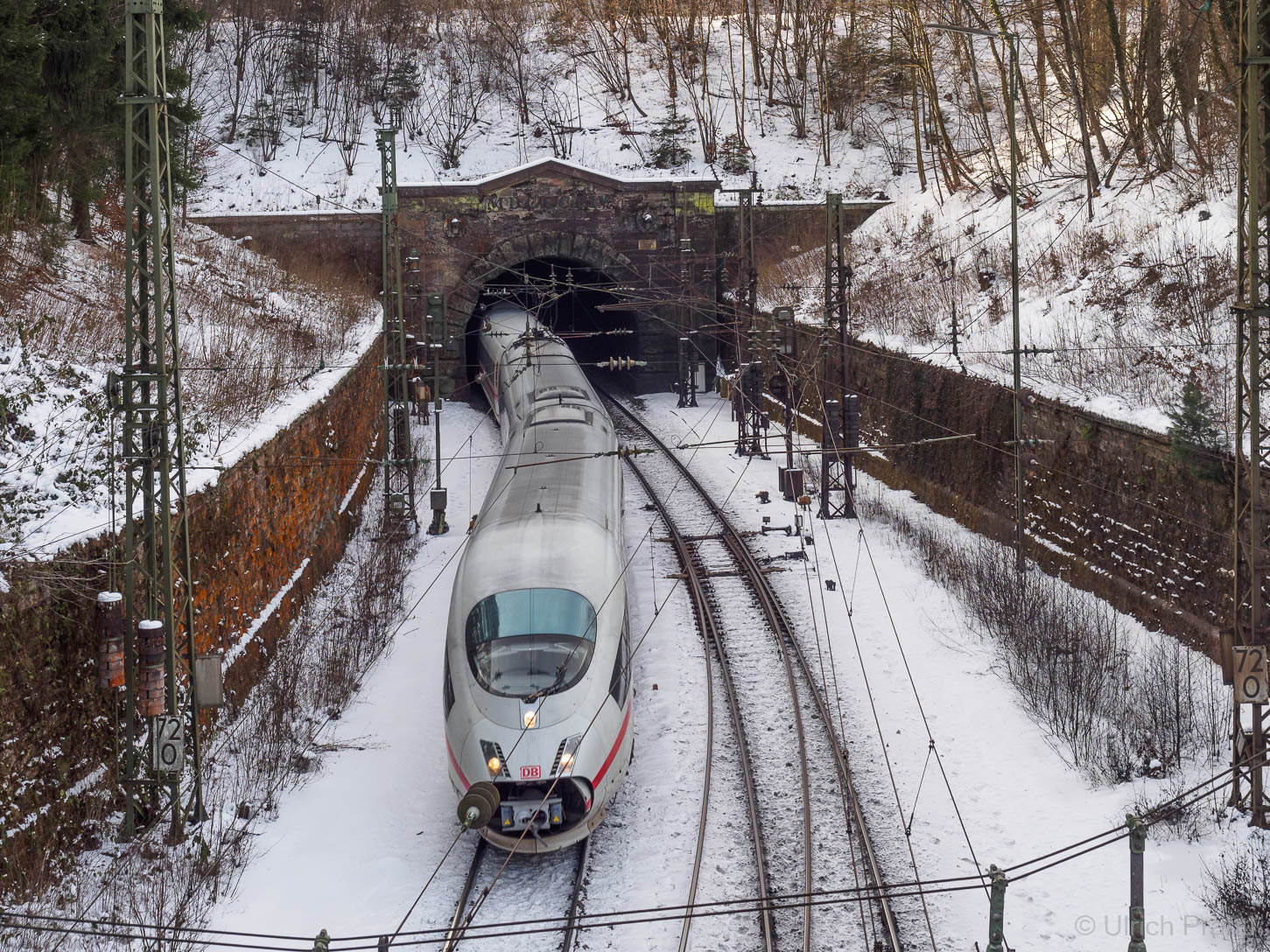 Schwarzkopftunnel bei Heigenbrücken
